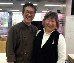 堀田先生と